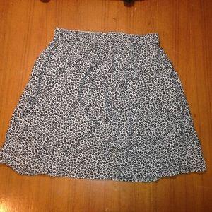 Brandy Melville mini skirt